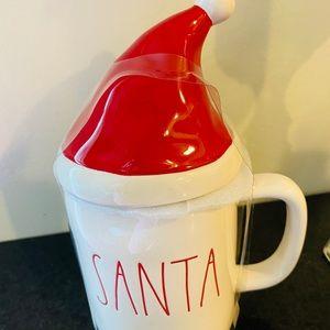 New Rae Dunn Santa mug